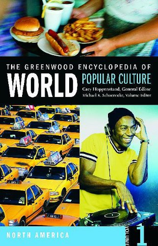 9780313333163: The Greenwood Encyclopedia of World Popular Culture, Vol. 1: North America