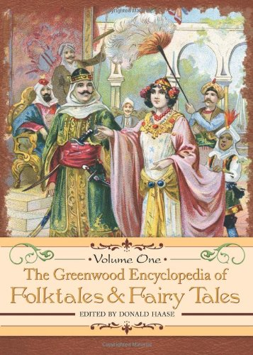 9780313334412: The Greenwood Encyclopedia of Folktales and Fairy Tales 3-volume set