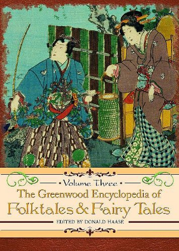 9780313334443: The Greenwood Encyclopedia of Folktales and Fairy Tales: Volume 3: Q-Z