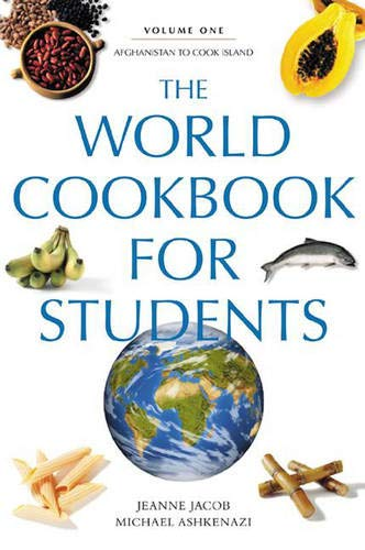 9780313334559: The World Cookbook for Students Volume 1