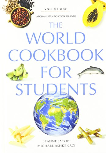 9780313334597: The World Cookbook for Students: Volume 5, Sri Lanka to Zimbabwe