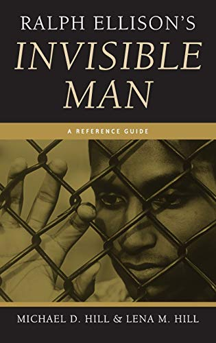 9780313334658: Ralph Ellison's Invisible Man: A Reference Guide (Greenwood Guides to Multicultural Literature)