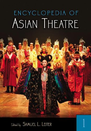 Encyclopedia of Asian Theatre Volume 1 only (A-N): Leiter, Samuel.