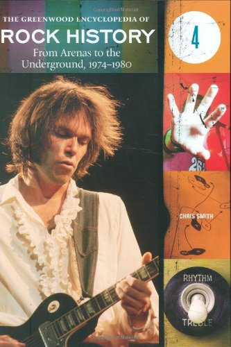 9780313336119: The Greenwood Encyclopedia of Rock History