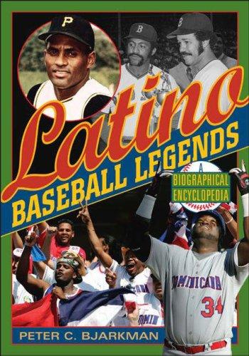 9780313336706: Latino Baseball Legends: A Biographical Encyclopedia