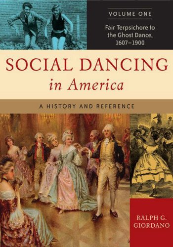 9780313337567: Social Dancing in America [2 volumes]: A History and Reference