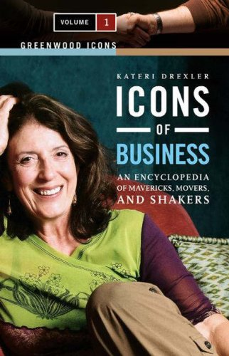 Icons Of Business (2 Volume Set )