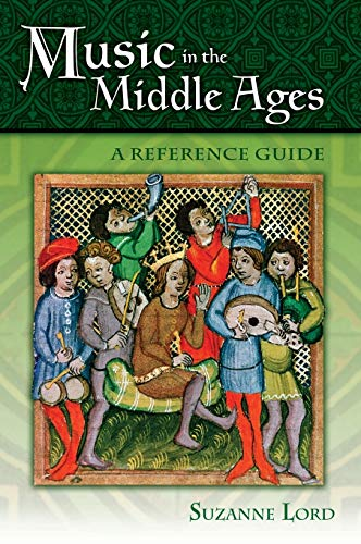 9780313338847: Music in the Middle Ages: A Reference Guide