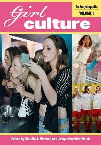 9780313339097: Girl Culture: An Encyclopedia, Volume 1