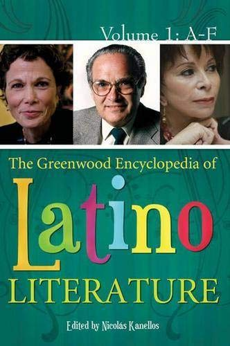 9780313339714: The Greenwood Encyclopedia of Latino Literature