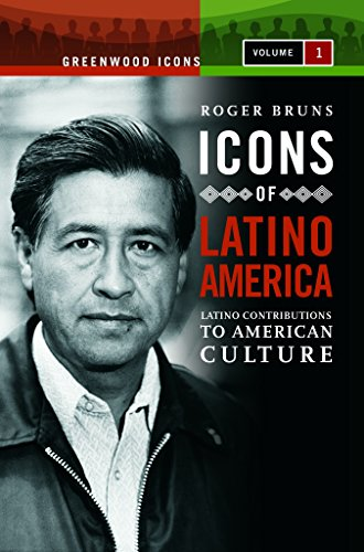 9780313340864: Icons of Latino America [2 volumes]: Latino Contributions to American Culture (Greenwood Icons)