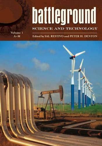 9780313341656: Battleground: Science and Technology: Volume 1: A-M (Battleground Series)