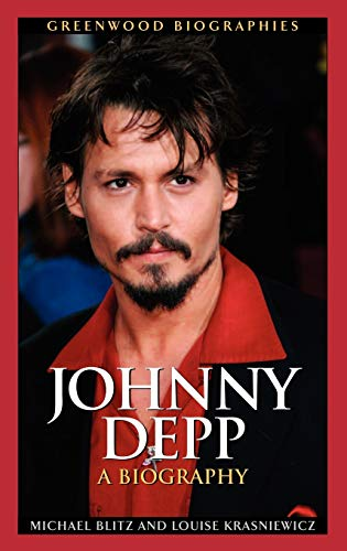 9780313343001: Johnny Depp: A Biography (Greenwood Biographies)