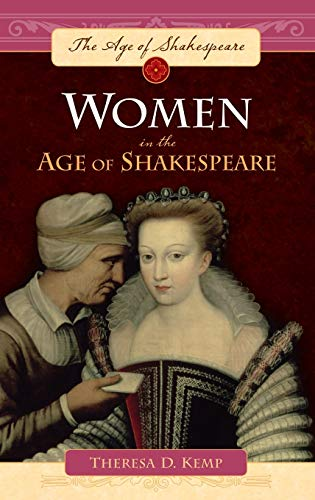 9780313343049: Women in the Age of Shakespeare