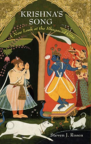 Krishna's Song: A New Look at the Bhagavad Gita (0313345538) by Rosen, Steven J.