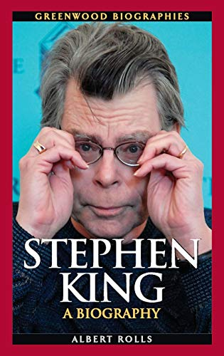 9780313345722: Stephen King: A Biography