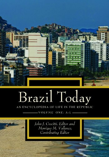 Brazil today; an encyclopedia of life in: Ed. by John