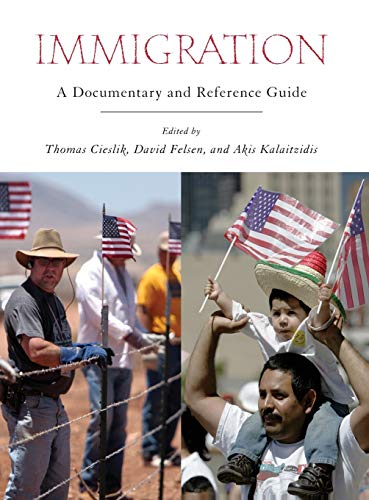 9780313349102: Immigration: A Documentary and Reference Guide (Current Controversies (Library))