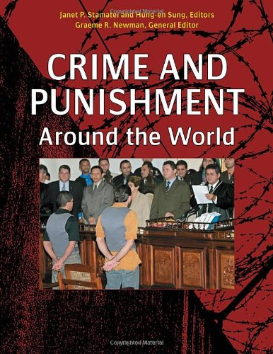 9780313351334: Crime and Punishment around the World [4 volumes]
