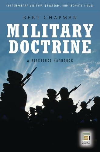 9780313352348: Military Doctrine: A Reference Handbook