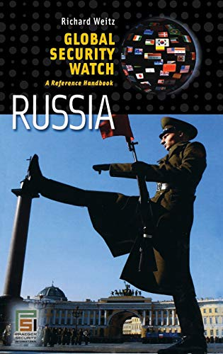 9780313354342: Global Security Watch―Russia: A Reference Handbook (Praeger Security International)