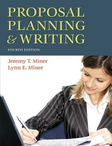9780313356742: Proposal Planning & Writing, 4th Edition
