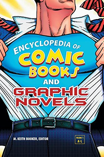 9780313357480: Encyclopedia of Comic Books and Graphic Novels