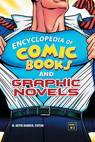 9780313357503: Encyclopedia of Comic Books and Graphic Novels