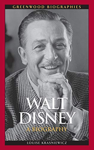 9780313358302: Walt Disney: A Biography (Greenwood Biographies)