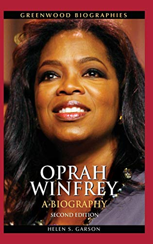 9780313358326: Oprah Winfrey: A Biography (Greenwood Biographies)