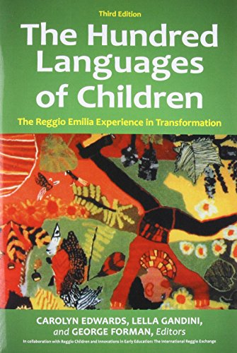 9780313359811: The Hundred Languages of Children: The Reggio Emilia Experience in Transformation, 3rd Edition