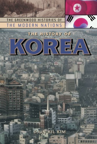 9780313360534: The History of Korea