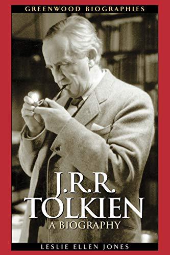 9780313361753: J.R.R. Tolkien: A Biography (Greenwood Biographies)