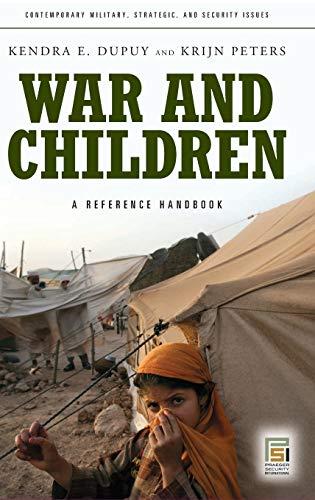 9780313362088: War and Children: A Reference Handbook (Praeger Security International)