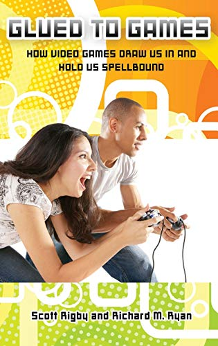 9780313362248: Glued to Games: How Video Games Draw Us in and Hold Us Spellbound (New Directions in Media)