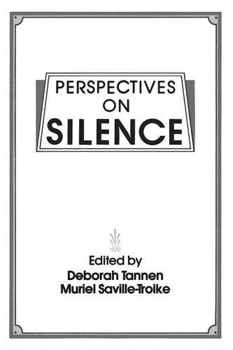 9780313374852: Perspectives on Silence