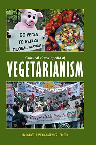 9780313375569: Cultural Encyclopedia of Vegetarianism