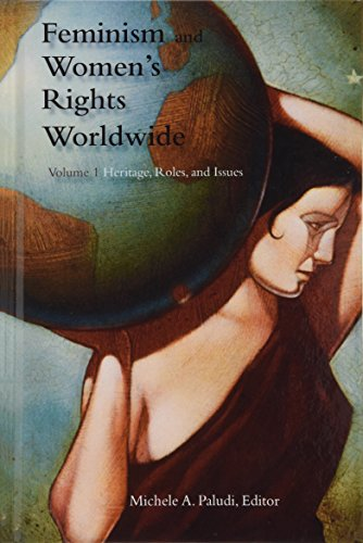 9780313375989: Feminism and Women's Rights Worldwide: Volume 1, Heritage, Roles, and Issues (Women's Psychology)