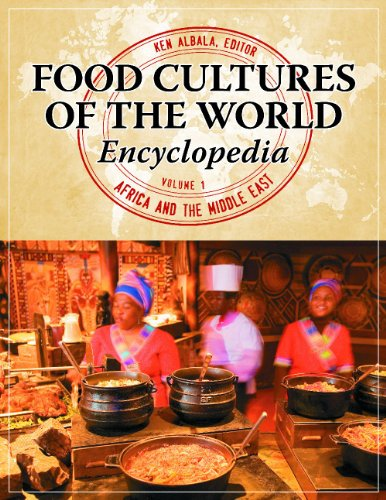 9780313376269: Food Cultures of the World Encyclopedia [4 Volumes]