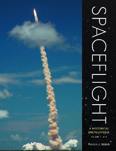 9780313378690: Spaceflight [3 volumes]: A Historical Encyclopedia