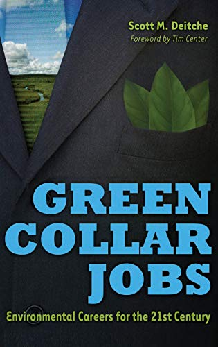 9780313380143: Green Collar Jobs: Environmental Careers for the 21st Century