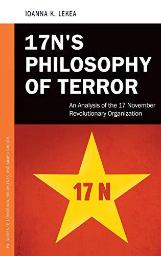 N17's Philosophy of Terror: An Analysis of: Joanne K. Lekea,