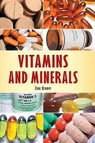 9780313382246: Vitamins and Minerals
