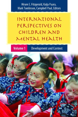 International Perspectives on Children and Mental Health