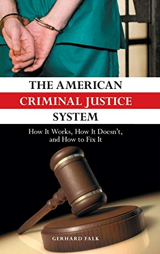 an analysis of imbalance in the american justice system Like many people in the criminal-justice system has been concerned for a long time about the racial imbalance in american quantitative analysis by john.