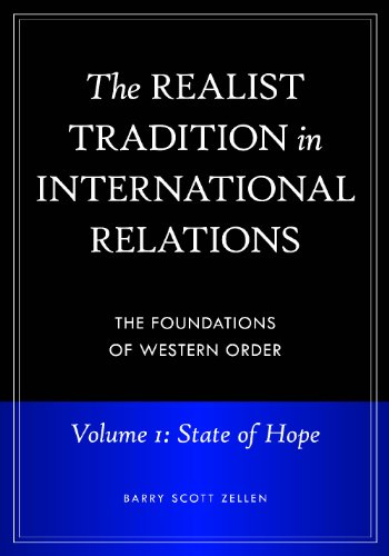 9780313392672: The Realist Tradition in International Relations [4 volumes]: The Foundations of Western Order (Praeger Security International)