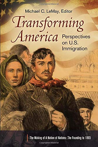 9780313396434: Transforming America [3 volumes]: Perspectives on U.S. Immigration