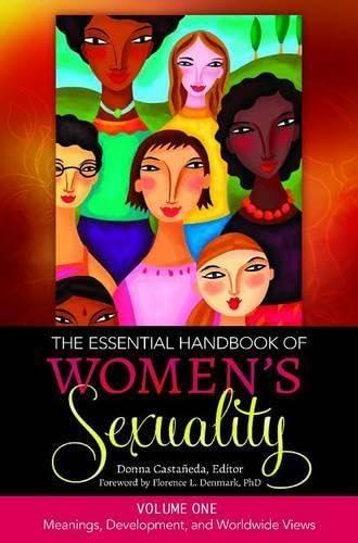9780313397097: The Essential Handbook of Women's Sexuality [2 volumes] (Women's Psychology)