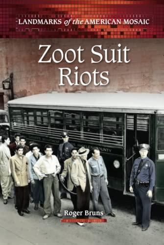 9780313398780: Zoot Suit Riots