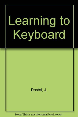 9780314000705: Learning to Keyboard